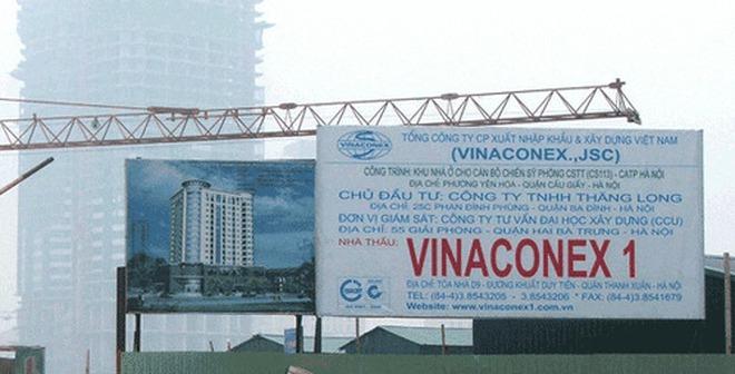 Vinaconex cần bán thêm bao nhiêu dự án nữa để trả nợ?