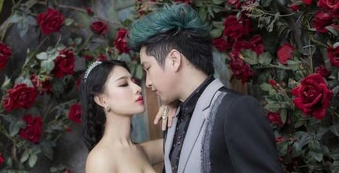 Bộ ảnh cưới của DJ Oxy và Bằng Cường gây xôn xao