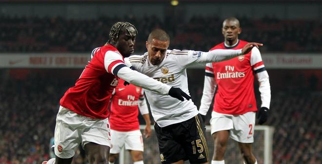 Box TV: Xem TRỰC TIẾP Arsenal vs Swansea (02h45)