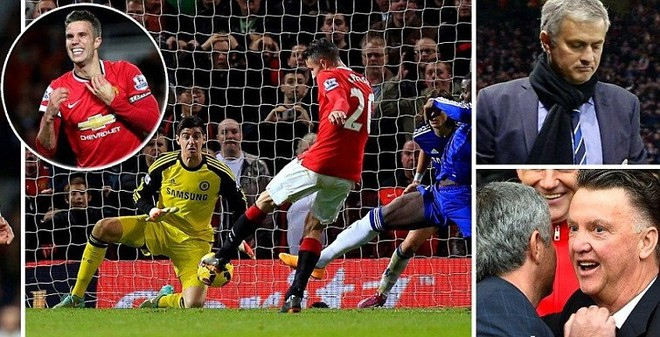 Man United 1-1 Chelsea: Màu đỏ, là màu của chiến đấu!