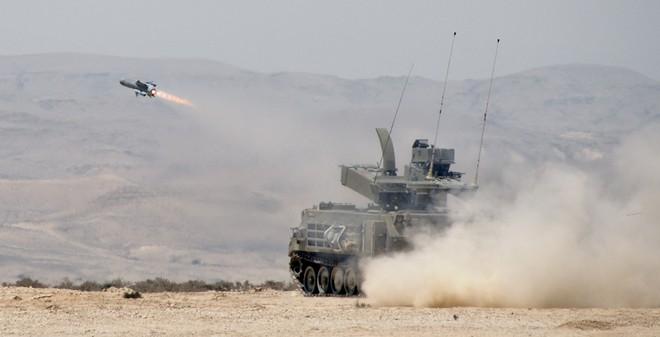 """""""Sát thủ diệt tăng"""" Spike của Israel liệu có phù hợp với Việt Nam"""