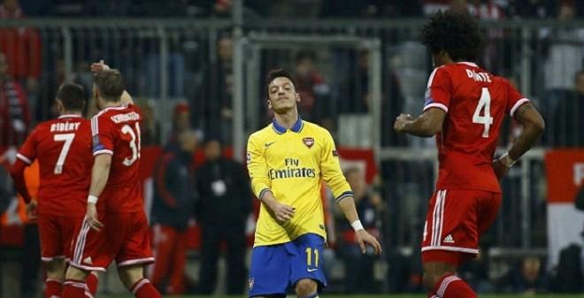 Góc nhìn: Bị loại khỏi Champions League là tốt cho Arsenal