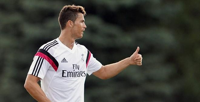 Cris Ronaldo không được thể hiện trước Man United