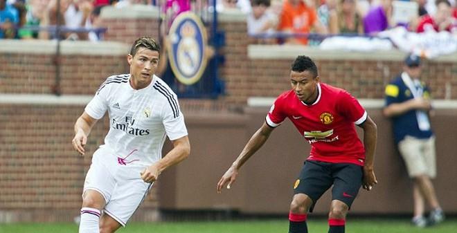 Man United 3-1 Real: Cris Ronaldo thua thảm ngày gặp lại Quỷ đỏ