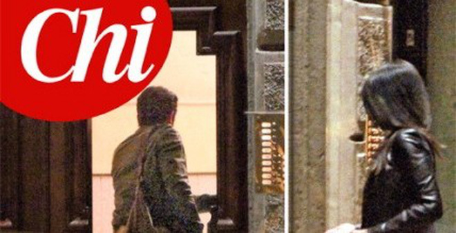 Buffon lén lút qua đêm với sao truyền hình