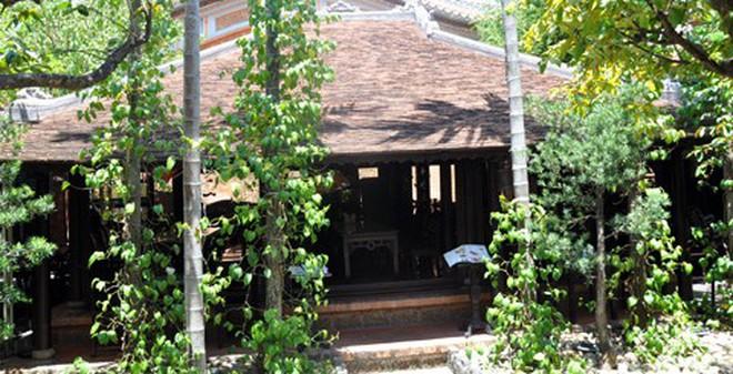 Nhà cổ 650 tỷ giữa phố thị của đại gia Đà Nẵng