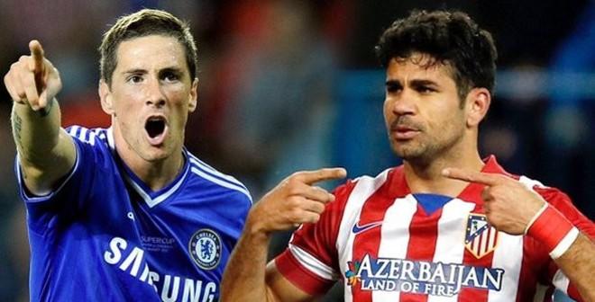 Tây Ban Nha chốt danh sách: Costa, Torres có tên, Negredo bị loại