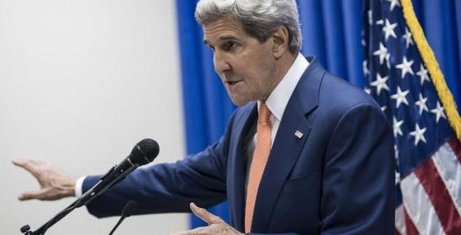 Ngoại trưởng Mỹ: Phiến quân Syria có thể đẩy lùi khủng bố ở Iraq