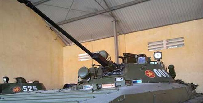 Xe chiến đấu bộ binh BMP-2 của Việt Nam mạnh cỡ nào?