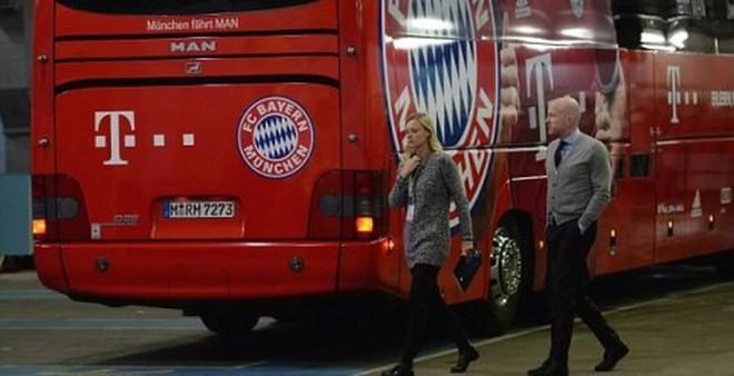 Bí mật mỹ nhân tóc vàng cùng Pep Guardiola huấn luyện Bayern