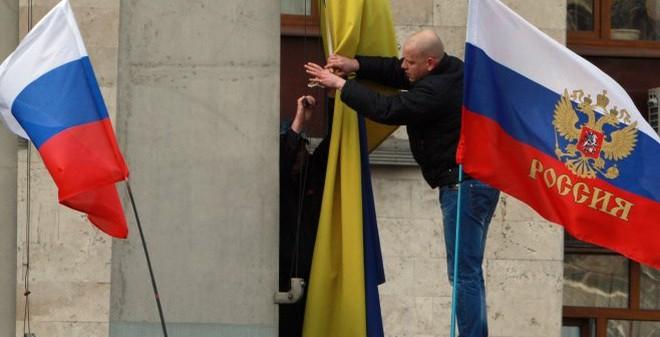 Thêm một khu vực khác của Ukraine đòi sáp nhập vào Nga