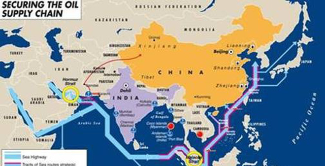 Nhật Bản trong ván cờ châu Á - Thái Bình Dương với Trung Quốc