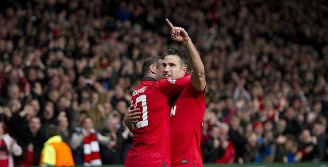 Man United 3-0 Olympiakos: Viva Van Persie, Viva Rooney!