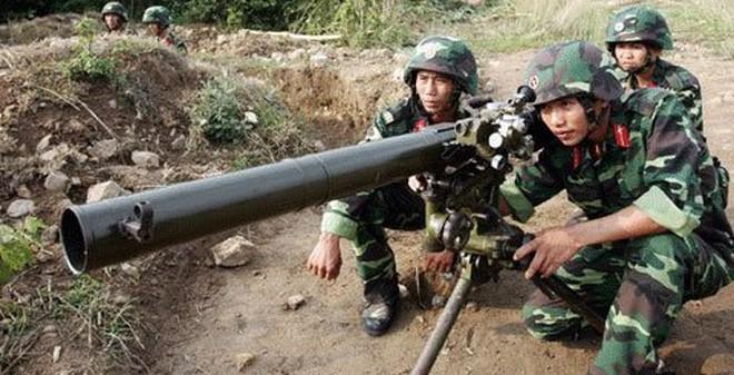 Tìm hiểu trang bị bảo hộ của Lục quân Việt Nam