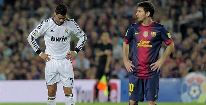 """Leo Messi """"mất giá"""", vẫn gấp đôi Cris Ronaldo"""