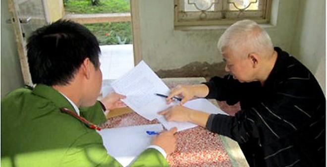 Ban Nội chính hối thúc xử vụ bầu Kiên