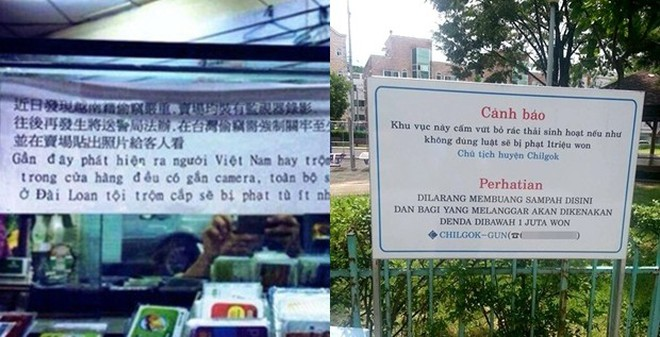 Những tật xấu của người Việt bị nước ngoài lên án