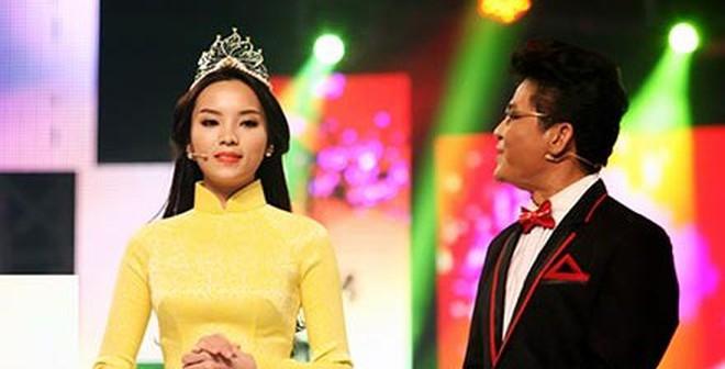 Hoa hậu Kỳ Duyên xuất hiện trong show tiền tỷ