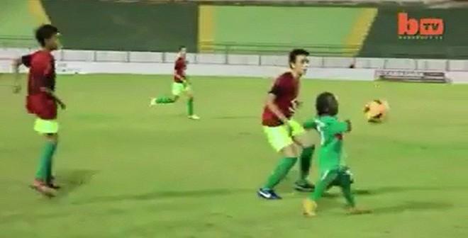 """Dàn """"Messi lùn 2.0"""" tuyệt đỉnh"""