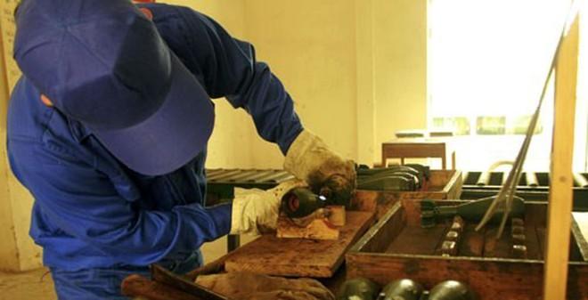 Đạn pháo, cối trong quân đội Việt Nam được bảo dưỡng thế nào?