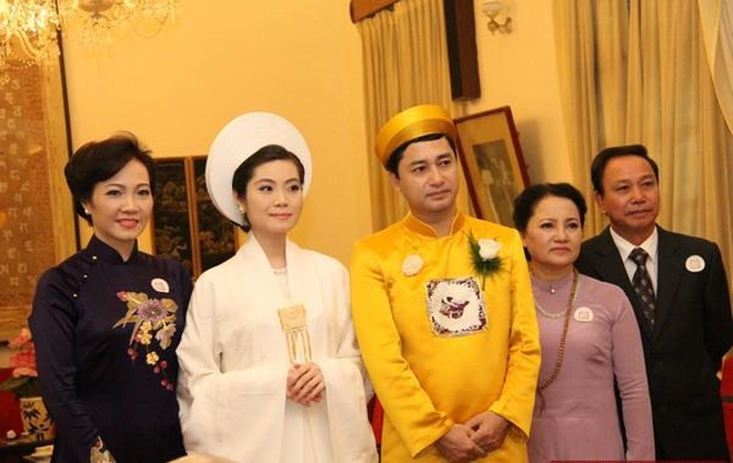 Lộ thân phận chồng của ái nữ Chủ tịch Tập đoàn Nam Cường