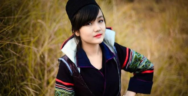 Ngây ngất trước vẻ đẹp rạng ngời của cô gái dân tộc H'mông