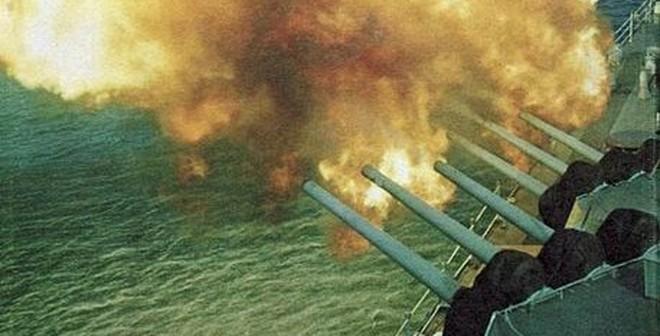 Bí mật về trận đấu của Pháo binh Việt Nam với Hải quân Mỹ
