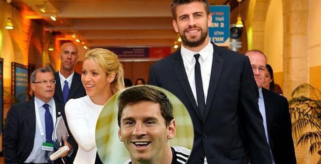 """Shakira còn """"thông thuộc"""" về Messi hơn cả Pique?"""