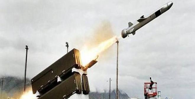 Khám phá tên lửa siêu chống hạm NSM