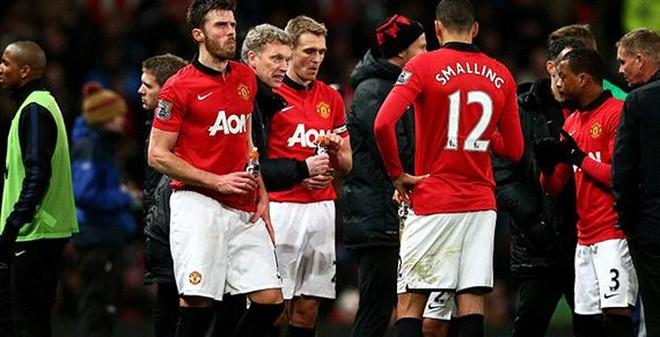Những chữ M của Man United