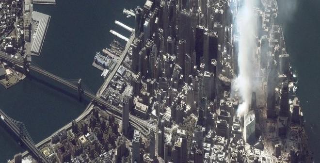 Vụ 11/9 qua góc nhìn của người Mỹ duy nhất 'không ở trái đất'