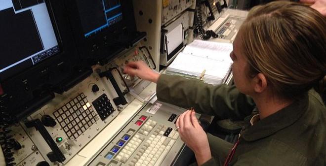 Trung tâm điều khiển phóng tên lửa hạt nhân Mỹ lạc hậu khó tin