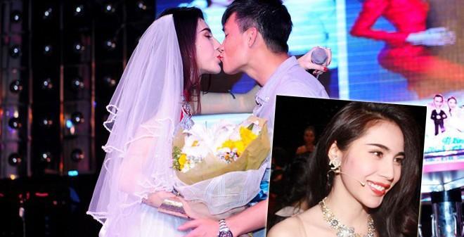 """Hình ảnh đầu tiên về """"đám cưới"""" Công Vinh - Thủy Tiên"""