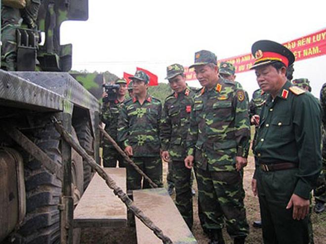 """Khám phá pháo tự hành """"made in Việt Nam"""""""