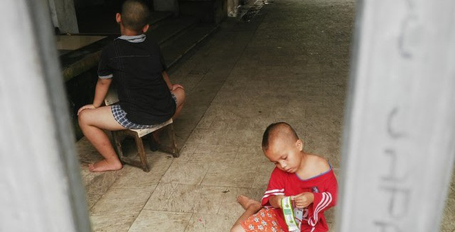 Hàng đêm đều nghe tiếng trẻ khóc thét trong chùa Bồ Đề