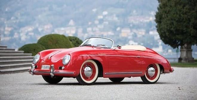 Những mẫu ô tô được khao khát nhất lịch sử