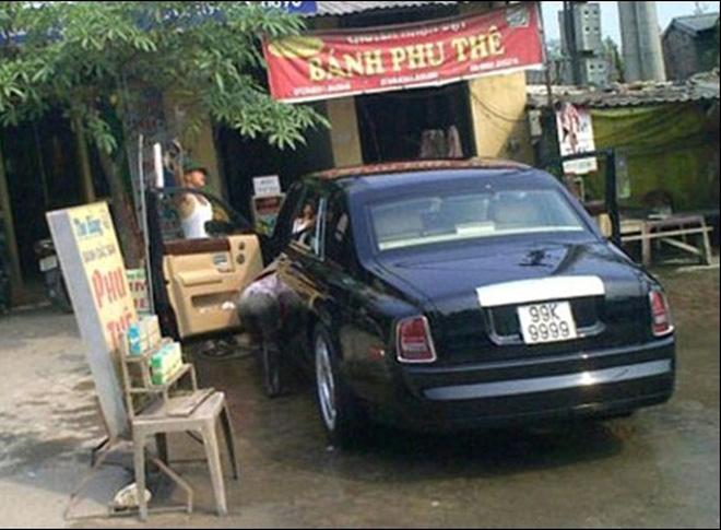 Số phận Rolls-Royce Phantom Rồng gắn với trùm xã hội đen Minh 'Sâm'
