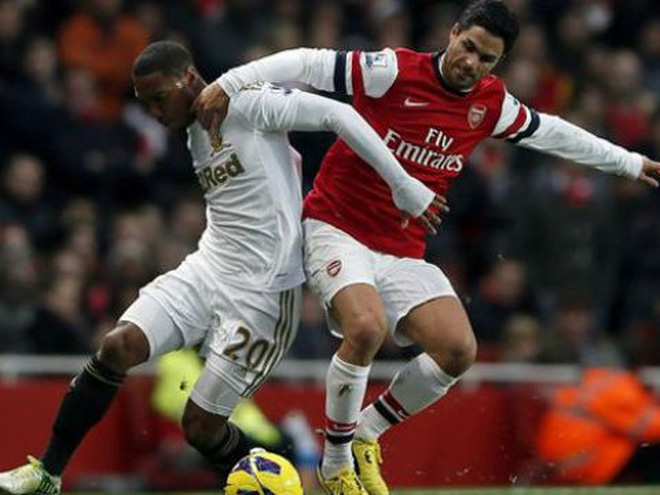Arsenal vs Swansea: Qua cơn mê