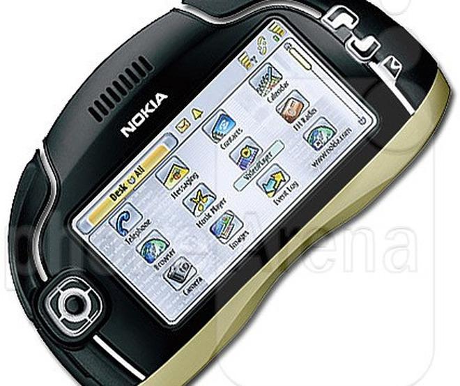 """Loạt điện thoại siêu """"độc"""" và siêu """"dị"""" của Nokia"""