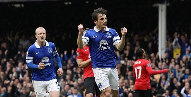 Everton 2-0 Man United: Sự thật trần trụi về Moyes