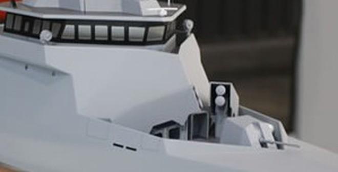 Pháp giới thiệu phiên bản mới của tàu chiến VN quan tâm