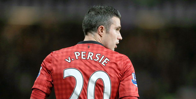 TIN VẮN SÁNG 6/3: Van Persie rời Man United ngay Hè 2014