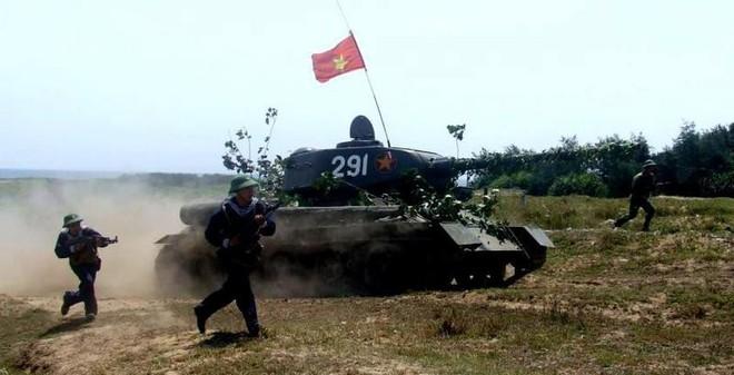 Thế hệ xe tăng đầu tiên của Quân đội Việt Nam giờ ra sao?