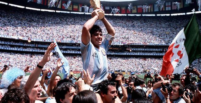 World Cup 1986: Maradona - món quà từ Thượng đế