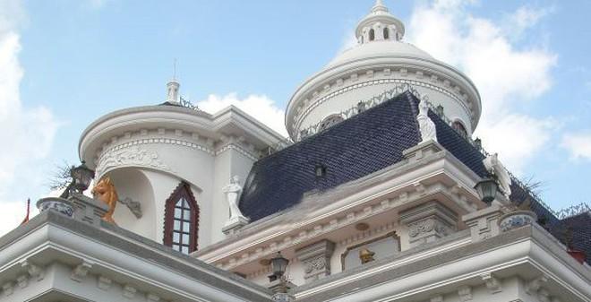Tin bất động sản 2/3 - 8/3: Lâu đài châu Âu của đại gia Hải Phòng