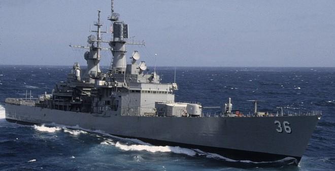 Tuần dương hạm hạt nhân Mỹ thua xa Nga