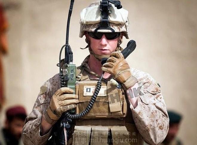 Soi bộ đồ cá nhân của lính Mỹ khiến báo Trung Quốc ghen tị