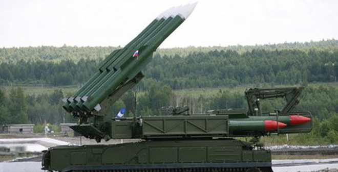 Đến 2015, 1/3 thiết bị quân sự của Nga sẽ được hiện đại hóa