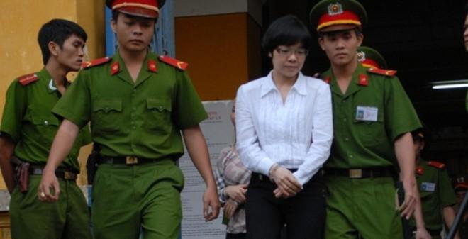 Ông Nguyễn Bá Thanh tiếp tục dự phiên tòa Huyền Như