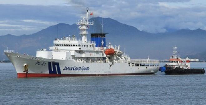 Kyodo News: Nhật Bản có thể sớm cung cấp tàu tuần tra cho VN